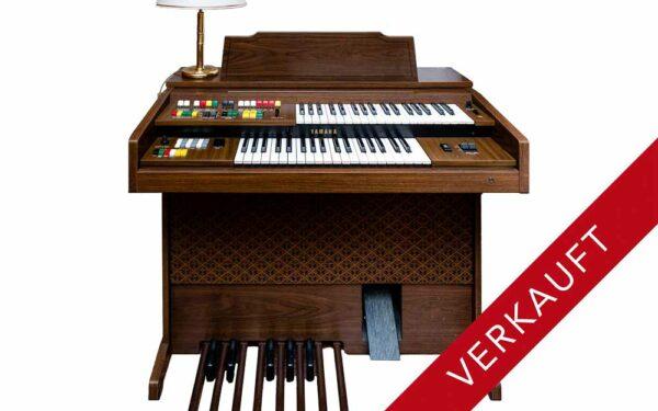 Yamaha – Orgel